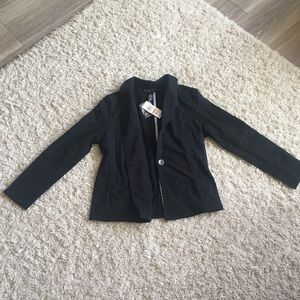Black Style and Co Jacket